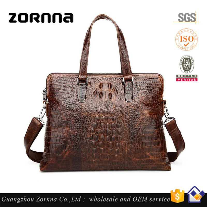 2017 fashion show online wholesale shop products business briefcase price leather bags men