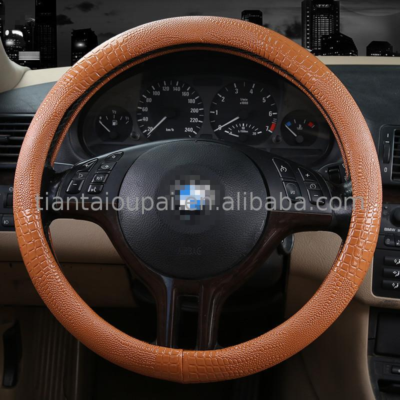 Factory made strictly checked normal fast dry toyota steering wheel