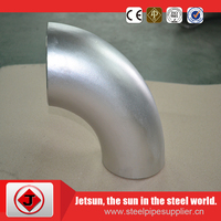 SCH 40 Stainless Steel 90 Degree Pipe Elbow