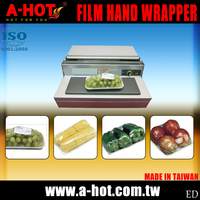 Tight Seal Film Hand Wrapper Sealing Machine