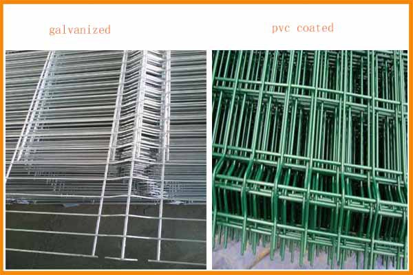 2017 Hot search high security galvanized welded wire mesh fence(china alibaba)