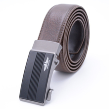 Made in China 2018 new fashion designer mens PU leather belt