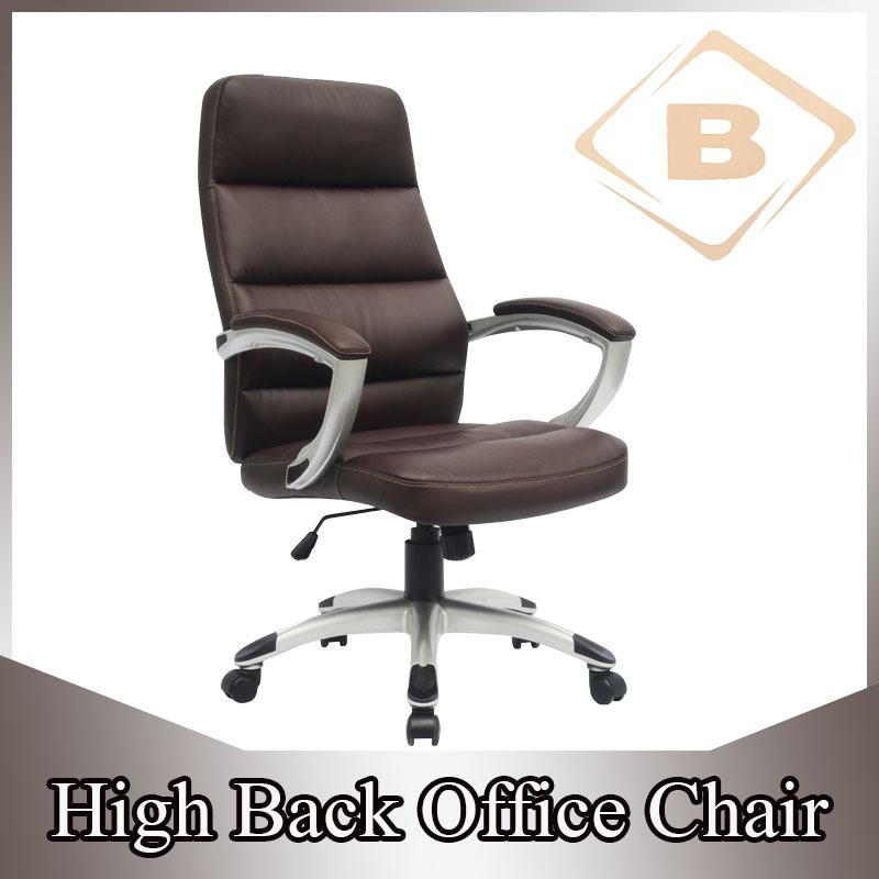 Respaldo alto silla de oficina coj n suave sillas de for Cojin silla oficina