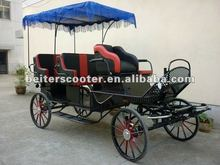 2014 Hot Seller Tourist Horse Carriage Wagon