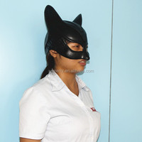 X-MERRY Halloween Mask For Sale Party Mask Catwomen Latex Mask Sexy Animal And Women Picture