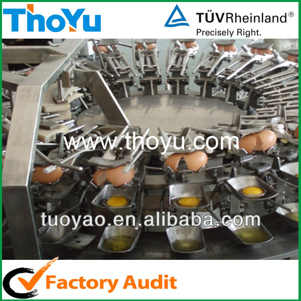 Egg washing machine/ Egg liquid processing machine