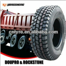 All Steel Radial Windcatcher & Doupro & Rockstone Tyre 315/80R22.5