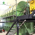 Plastic Pyrolysis Oil Distillation Plant in Finland of North Europe Bringing High Diesel Price