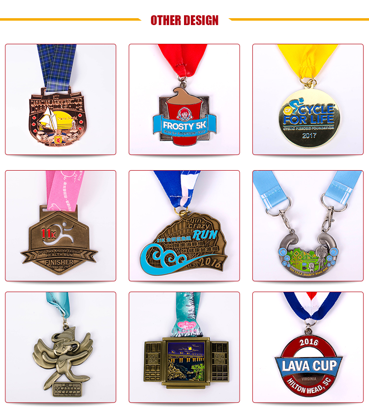 Cheap Custom 3D Medals Bespoke Basketball Sport Medal