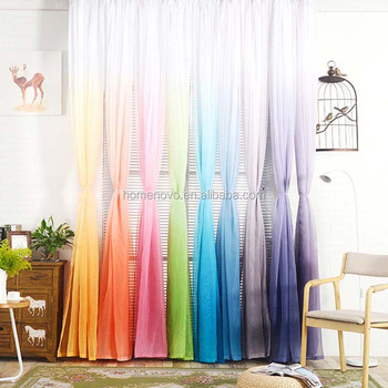 Simple Modern 3D Printed Wedding Decor Polyester Curtain Window Treatments for Home Hotel