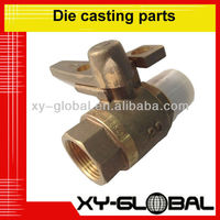Custom High Quality Aluminium Die Casting Parts Gas Valve Made In China