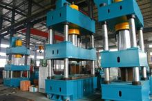 WEILI MACHINERY Factory Best Selling h frame structure hydraulic press 150t 200t 300t 400t 500t 600t