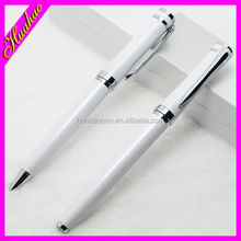metal pen set factory Luxury Leather Pen,Bussiness Pen Set ,Famous Brand Pens