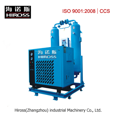 High competitive combined Heatless Regeneration Adsorption Compressed Air Dryer