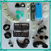 custom molded silicone rubber part