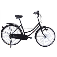 "28"" low price female traditional city bike for sale"