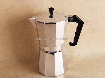 new products kitchen appliance product 2015 aluminium moka pot 9 cup