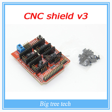 3D printer A4988 driver expansion board / cnc shield v3 engraving machine expansion board
