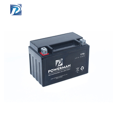 Good Charging Acceptance China Manufacturer Mf Motorcycle Battery 12V 9Ah