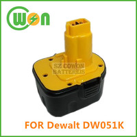 12V 3Ah Replacement Battery for Dewalt DCD940B2 DW051K DW924K DW972 152250-27 397745-01 Power Tool Battery