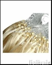 100%human hair micro-ring hair extension