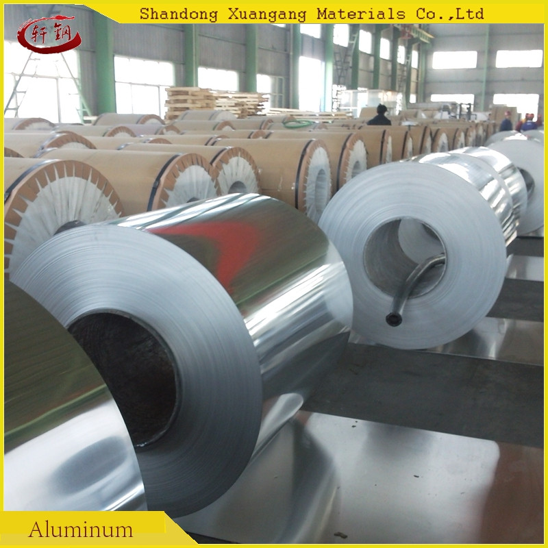 Industrial aluminum foil large roll for roof material