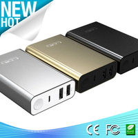 3.7V/3700mAh USB external battery super thin portable power bank charger