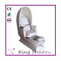 Egg shape foot spa massage machine pedicure chair for sale chair nails #5220R