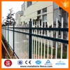 Colored Galvanized Decorative Metal Fencing Intubation fence