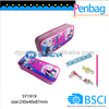 PVC Pencil Case Pen Holder BSCI