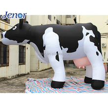 Customized Animal Inflatable Milka Cows Model Advertising Decoration