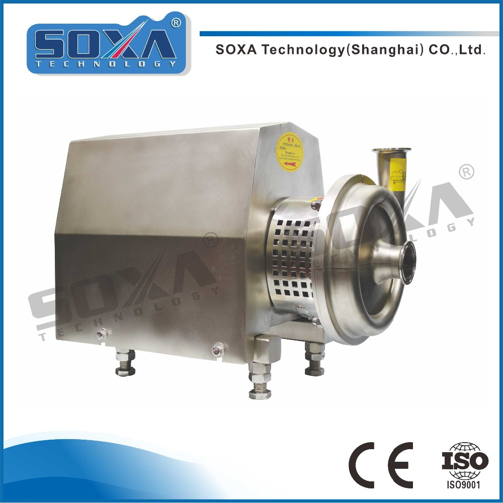 stainless steel pressurizing centrifugal pump for Daily chemicals