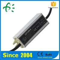 CE ROHS Constant Voltage IP67 Waterproof 12V 10W LED Power Driver