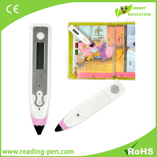 English voice pen for baby bluetooth 2.4G speakers wifi talking pen