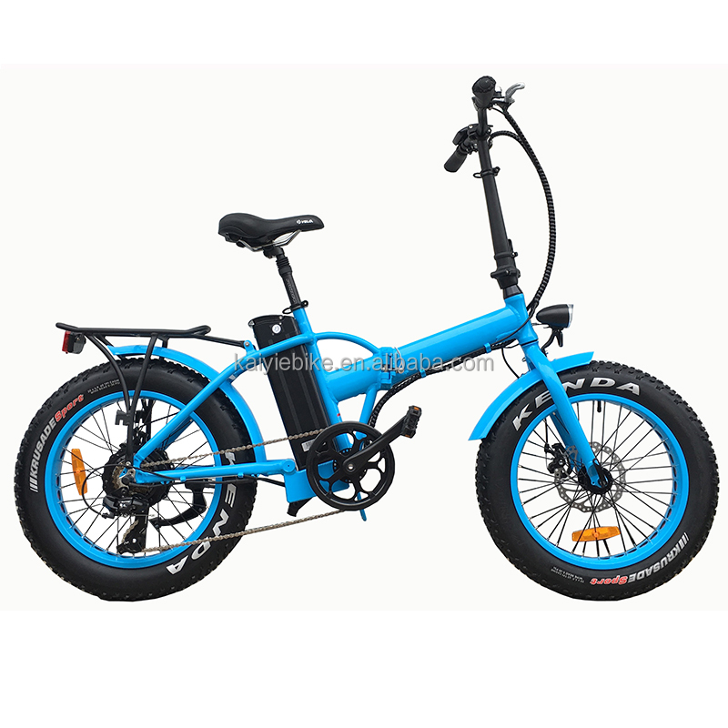 CE certificated widely used 36V Lithium battery 20' fat tire folding <strong>electric</strong> bike