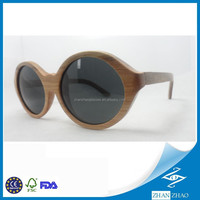 City vision Made in China wooden sunglasses women