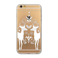 Hot sale TPU painting 5 phone cases