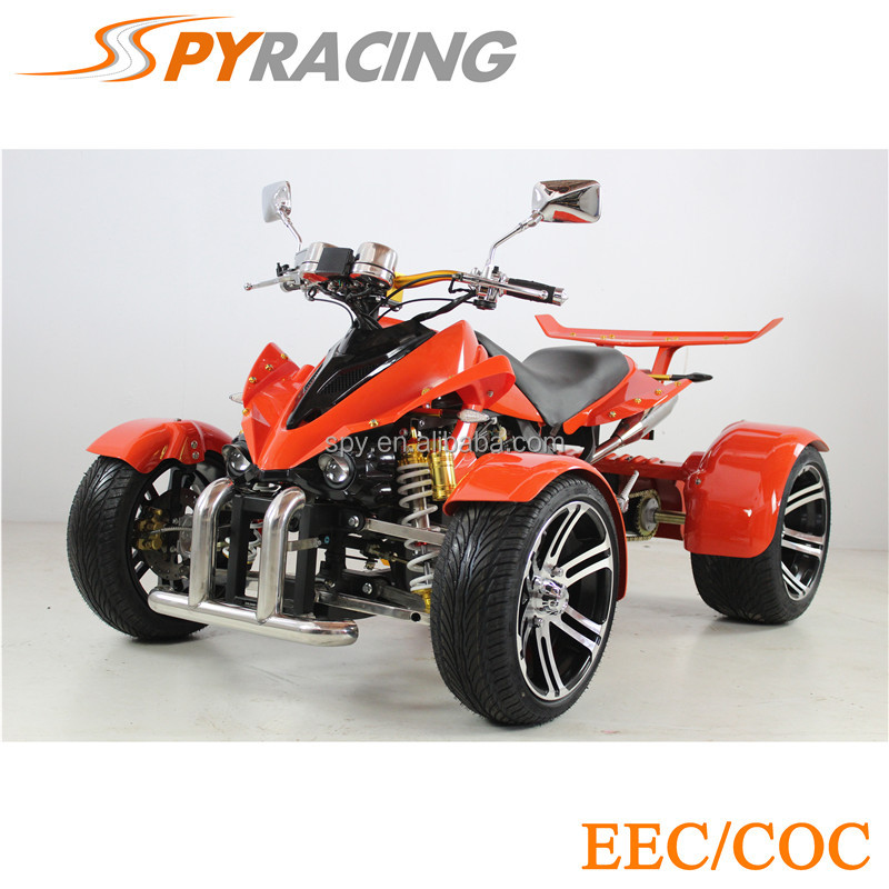 spy 250cc motor vehicle with 2 passengers racing model