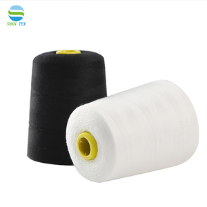 4000Yard High Quality 20S/2 Poly Poly Core-Spun 100% Polyester Sewing Thread Core Spun Poly for Heavy Duty Sewing