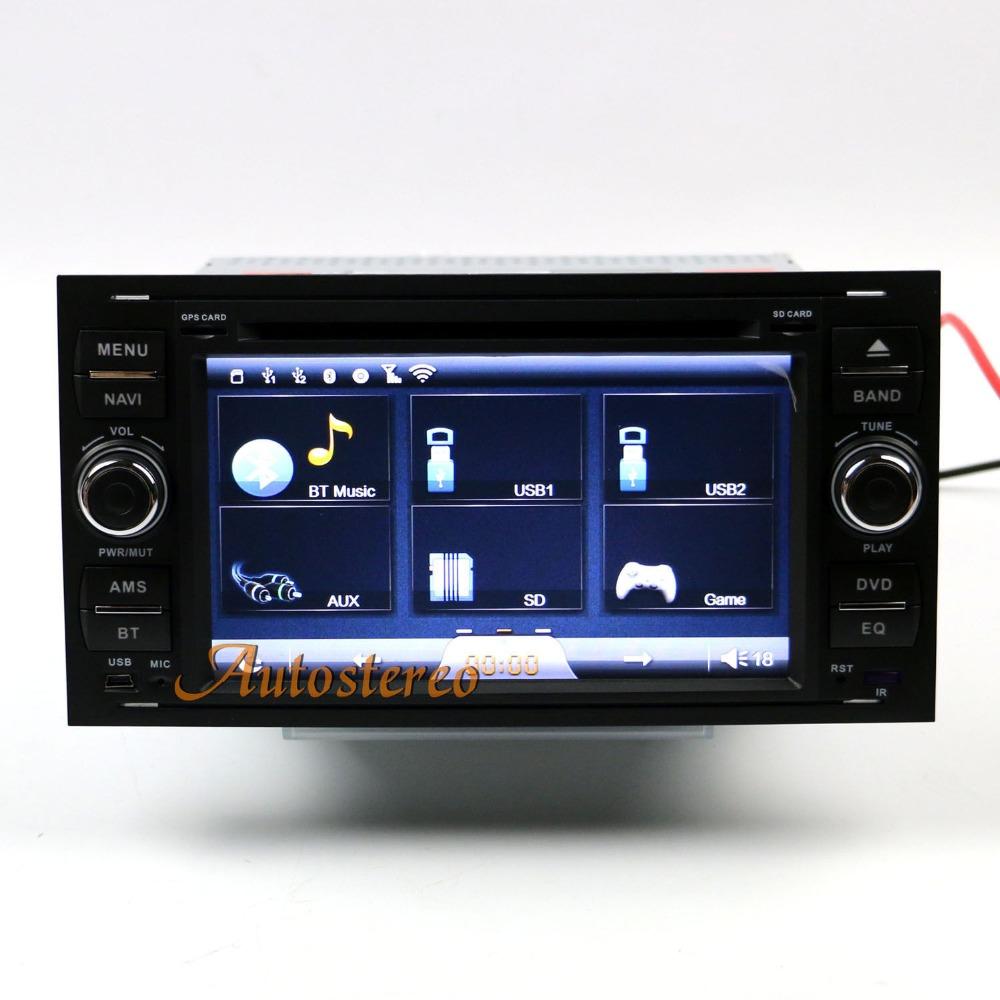 Gps Navigation System Product : Car dvd player gps navigation system for fordmondeo s max