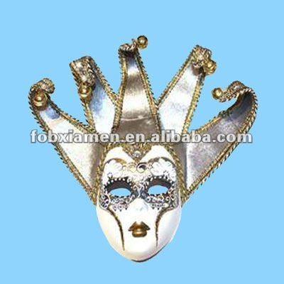 Ceramic Venetian Decorative Wall Masks