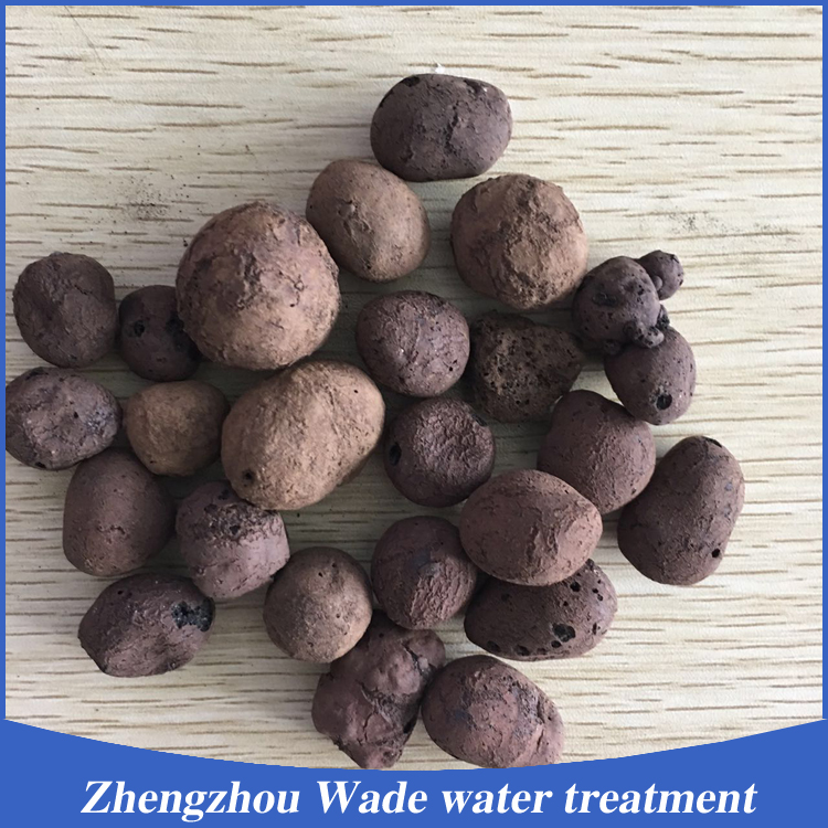 China expanded clay pellets leca lightweight expanded clay aggregate ball clay