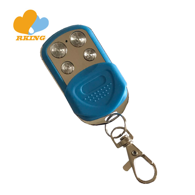 Universal Cloning KeyFob Remote Control Replacement Garage Door Electric Gate