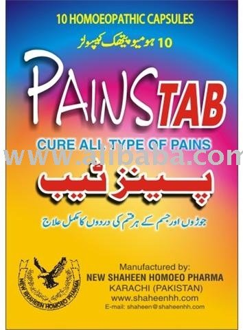 PAINS TAB HOMOEOPATHIC MEDICINE