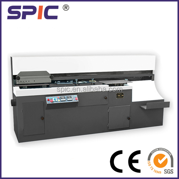 CPB50 Single Clamp Perfect Binding Machine for Book