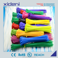 All colors available zip tie nylon zip tie