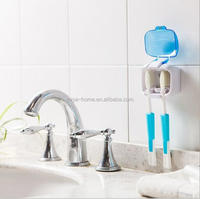 Protable uv toothbrush sterilizer holder/UV toothbrush sterilizing device