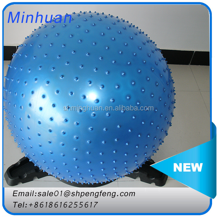 Fashionable design High Elastic gym bouncing ball