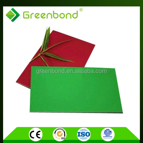 Greenbond aluminum honeycomb panel for ceiling decoration materials of high quality with low price