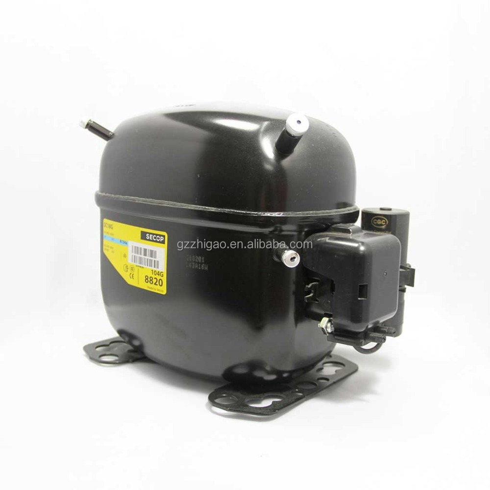 SECOP dan-foss Refrigeration Compressor SC10CL Hot Sale for refrigerator with R404a